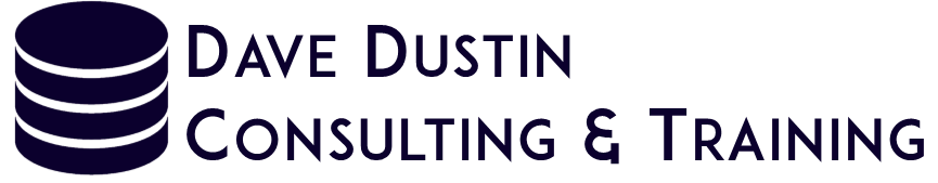 Dave Dustin Consulting & Training